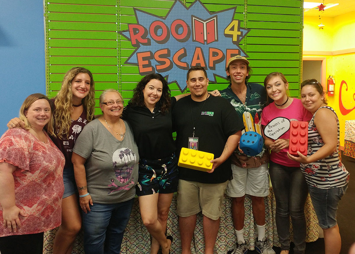 escape rooms Atlantic City